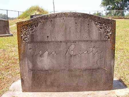 BEATY, VERA - Columbia County, Arkansas   VERA BEATY - Arkansas Gravestone Photos