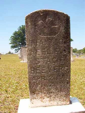 BEEVERS, INFANT - Columbia County, Arkansas | INFANT BEEVERS - Arkansas Gravestone Photos