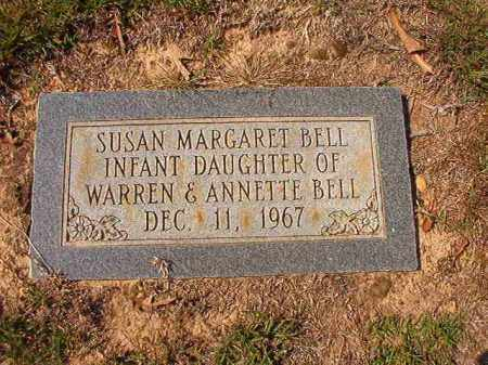 BELL, SUSAN MARGARET - Columbia County, Arkansas   SUSAN MARGARET BELL - Arkansas Gravestone Photos