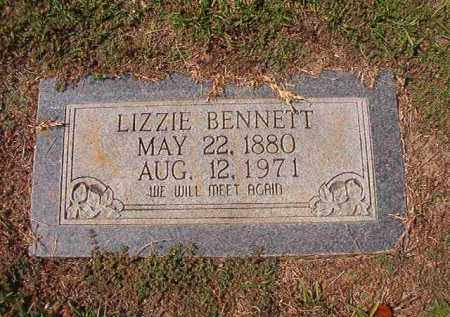 BENNETT, LIZZIE - Columbia County, Arkansas | LIZZIE BENNETT - Arkansas Gravestone Photos