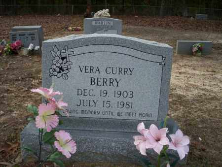 BERRY, VERA - Columbia County, Arkansas | VERA BERRY - Arkansas Gravestone Photos