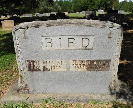 BIRD, CARL WILLIAM - Columbia County, Arkansas | CARL WILLIAM BIRD - Arkansas Gravestone Photos