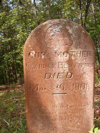 BLACKBURN, CLARISEY - Columbia County, Arkansas | CLARISEY BLACKBURN - Arkansas Gravestone Photos