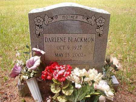 BLACKMON, DARLENE - Columbia County, Arkansas | DARLENE BLACKMON - Arkansas Gravestone Photos