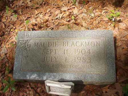 BLACKMON, MAUDIE - Columbia County, Arkansas | MAUDIE BLACKMON - Arkansas Gravestone Photos