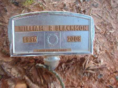 BLACKMON, WILLIAM R - Columbia County, Arkansas | WILLIAM R BLACKMON - Arkansas Gravestone Photos