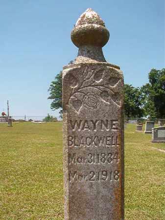 BLACKWELL, WAYNE - Columbia County, Arkansas | WAYNE BLACKWELL - Arkansas Gravestone Photos