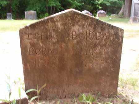 BOLDEN, IDELL - Columbia County, Arkansas | IDELL BOLDEN - Arkansas Gravestone Photos