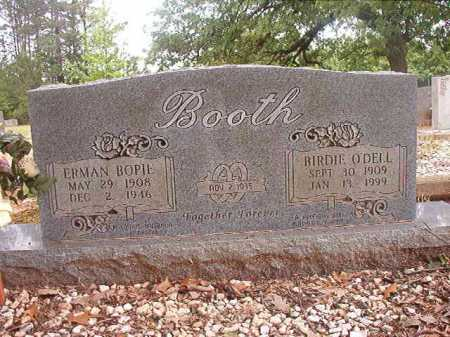 BOOTH, BIRDIE - Columbia County, Arkansas | BIRDIE BOOTH - Arkansas Gravestone Photos