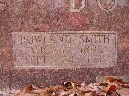 BOOTH, ROWLAND SMITH - Columbia County, Arkansas | ROWLAND SMITH BOOTH - Arkansas Gravestone Photos