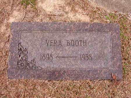 BOOTH, VERA - Columbia County, Arkansas | VERA BOOTH - Arkansas Gravestone Photos