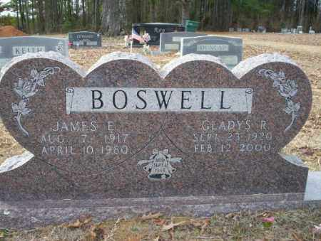 BOSWELL, GLADYS R - Columbia County, Arkansas   GLADYS R BOSWELL - Arkansas Gravestone Photos