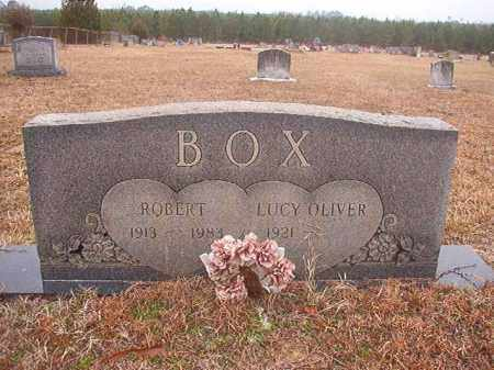 BOX, ROBERT - Columbia County, Arkansas | ROBERT BOX - Arkansas Gravestone Photos
