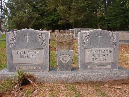 BRADFORD, HERMAN - Columbia County, Arkansas | HERMAN BRADFORD - Arkansas Gravestone Photos