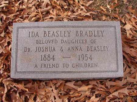 BRADLEY, IDA - Columbia County, Arkansas | IDA BRADLEY - Arkansas Gravestone Photos