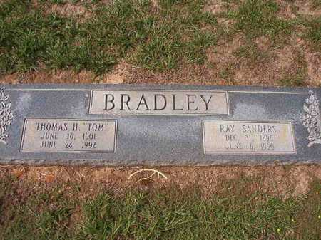 SANDERS BRADLEY, RAY - Columbia County, Arkansas | RAY SANDERS BRADLEY - Arkansas Gravestone Photos