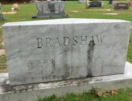 BRADSHAW, JERRY LYNN - Columbia County, Arkansas | JERRY LYNN BRADSHAW - Arkansas Gravestone Photos