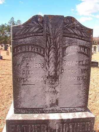 BRAZELL, J S - Columbia County, Arkansas | J S BRAZELL - Arkansas Gravestone Photos
