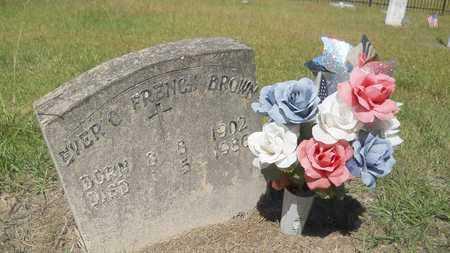 BROWN, EVER C - Columbia County, Arkansas | EVER C BROWN - Arkansas Gravestone Photos