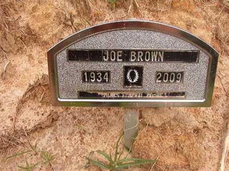 BROWN, JOE - Columbia County, Arkansas | JOE BROWN - Arkansas Gravestone Photos