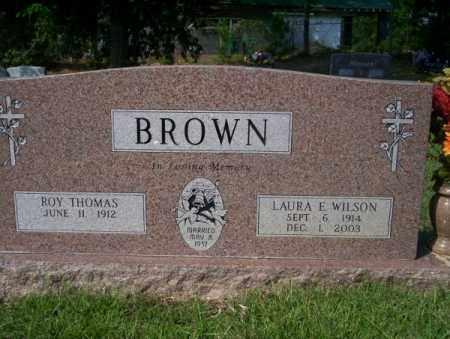 BROWN, LAURA E - Columbia County, Arkansas   LAURA E BROWN - Arkansas Gravestone Photos
