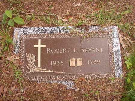 BRYANT, ROBERT L - Columbia County, Arkansas | ROBERT L BRYANT - Arkansas Gravestone Photos