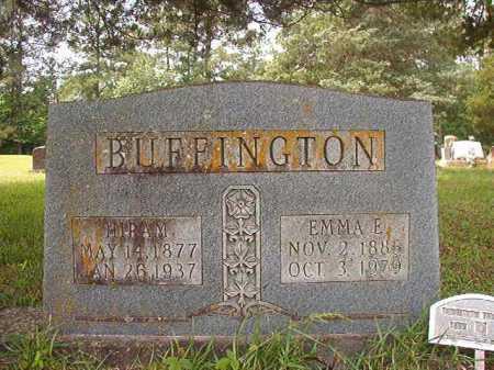 BUFFINGTON, HIRAM - Columbia County, Arkansas | HIRAM BUFFINGTON - Arkansas Gravestone Photos