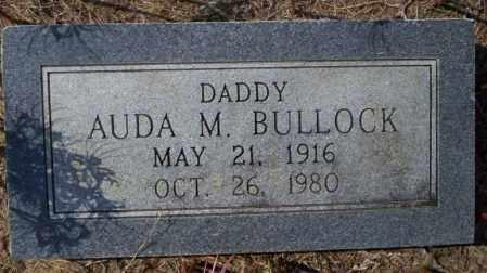 BULLOCK, AUDA M - Columbia County, Arkansas | AUDA M BULLOCK - Arkansas Gravestone Photos