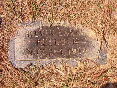 BULLOCK, KEVIN EARLE - Columbia County, Arkansas   KEVIN EARLE BULLOCK - Arkansas Gravestone Photos