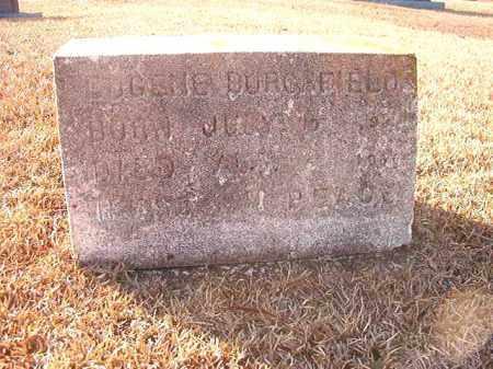 BURCHFIELD, EUGENE - Columbia County, Arkansas | EUGENE BURCHFIELD - Arkansas Gravestone Photos