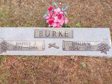 BURKE, THALIA W - Columbia County, Arkansas | THALIA W BURKE - Arkansas Gravestone Photos