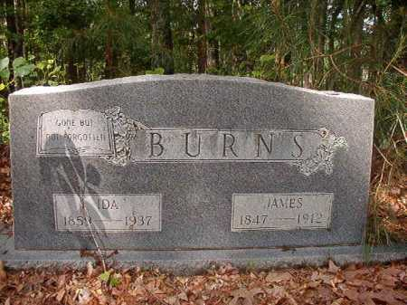 BURNS, JAMES - Columbia County, Arkansas | JAMES BURNS - Arkansas Gravestone Photos
