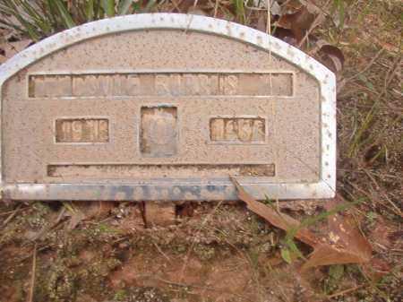 BURRIS, LOVIE - Columbia County, Arkansas | LOVIE BURRIS - Arkansas Gravestone Photos