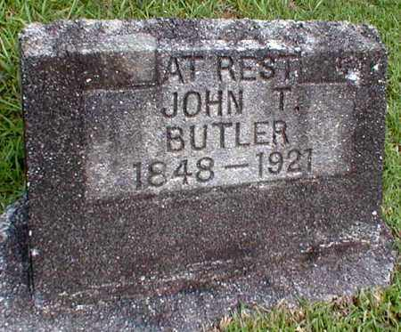 BUTLER, JOHN THOMAS - Columbia County, Arkansas | JOHN THOMAS BUTLER - Arkansas Gravestone Photos