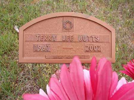 BUTTS, TERRY LEE - Columbia County, Arkansas   TERRY LEE BUTTS - Arkansas Gravestone Photos