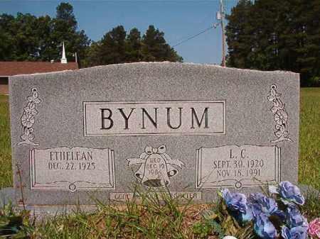 BYNUM, L C - Columbia County, Arkansas | L C BYNUM - Arkansas Gravestone Photos
