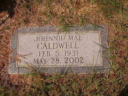 CALDWELL, JOHNNIE MAE - Columbia County, Arkansas | JOHNNIE MAE CALDWELL - Arkansas Gravestone Photos