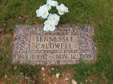 CALDWELL, TENNESSEE - Columbia County, Arkansas | TENNESSEE CALDWELL - Arkansas Gravestone Photos