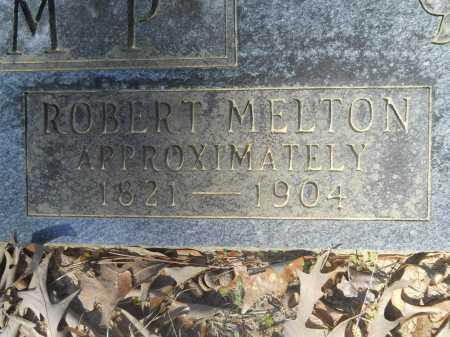 CAMP (CLOSEUP), ROBERT MELTON - Columbia County, Arkansas | ROBERT MELTON CAMP (CLOSEUP) - Arkansas Gravestone Photos