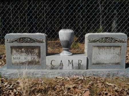 CAMP, MYRTIE - Columbia County, Arkansas | MYRTIE CAMP - Arkansas Gravestone Photos