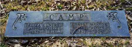 CAMP, ROBERT MELTON - Columbia County, Arkansas | ROBERT MELTON CAMP - Arkansas Gravestone Photos