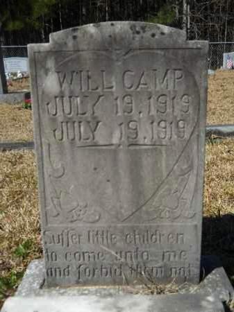 CAMP, WILL - Columbia County, Arkansas | WILL CAMP - Arkansas Gravestone Photos