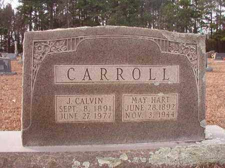 CARROLL, J CALVIN - Columbia County, Arkansas | J CALVIN CARROLL - Arkansas Gravestone Photos