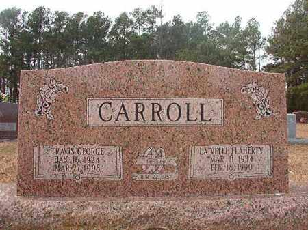 CARROLL, LAVELLE - Columbia County, Arkansas | LAVELLE CARROLL - Arkansas Gravestone Photos
