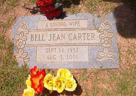 CARTER, BELL JEAN - Columbia County, Arkansas | BELL JEAN CARTER - Arkansas Gravestone Photos