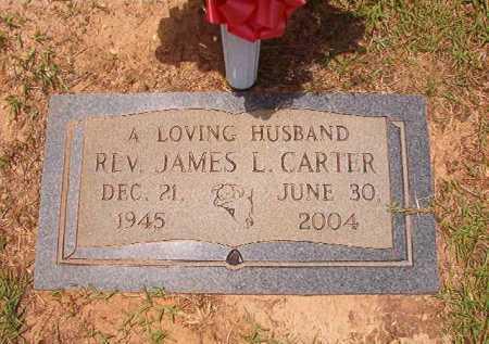 CARTER, JAMES L - Columbia County, Arkansas   JAMES L CARTER - Arkansas Gravestone Photos