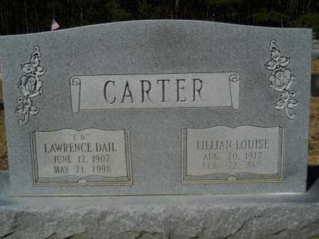 CARTER, LAWRENCE DAIL - Columbia County, Arkansas | LAWRENCE DAIL CARTER - Arkansas Gravestone Photos