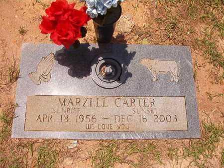 CARTER, MARZELL - Columbia County, Arkansas   MARZELL CARTER - Arkansas Gravestone Photos