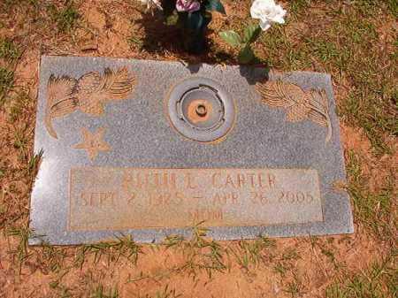 CARTER, RUTH L - Columbia County, Arkansas   RUTH L CARTER - Arkansas Gravestone Photos