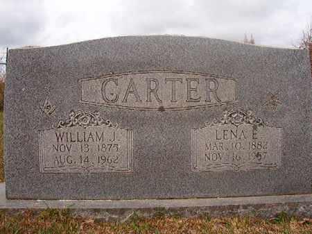 CARTER, LENA E - Columbia County, Arkansas | LENA E CARTER - Arkansas Gravestone Photos